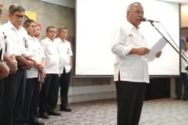 Penembakan Pekerja, Menteri PUPR, Papua
