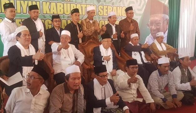 Cawapres 01 Minta NU Banten Panaskan Mesin dengan Merekrut Kiai Kampung