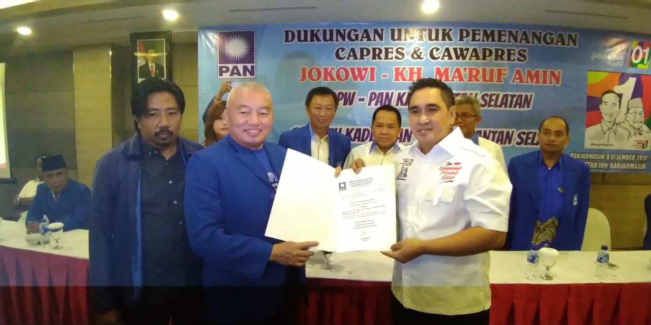 Pengamat: Akar Rumput PAN Pilih Jokowi-Maruf Adalah Pilihan Logis