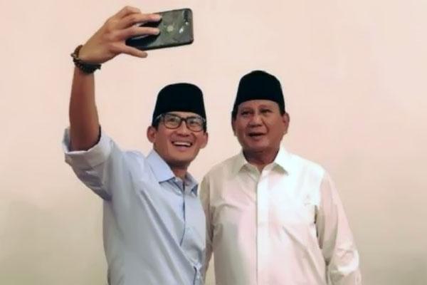 Prabowo-Sandiaga Belum Bisa Tunjukkan Keberhasilan Bagi Bangsa dan Negara