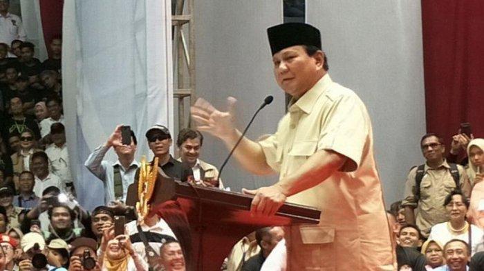 Capres 02 Prediksi Indonesia akan Punah, NasDem: Justru Indonesia Bahaya Jika Prabowo Menang