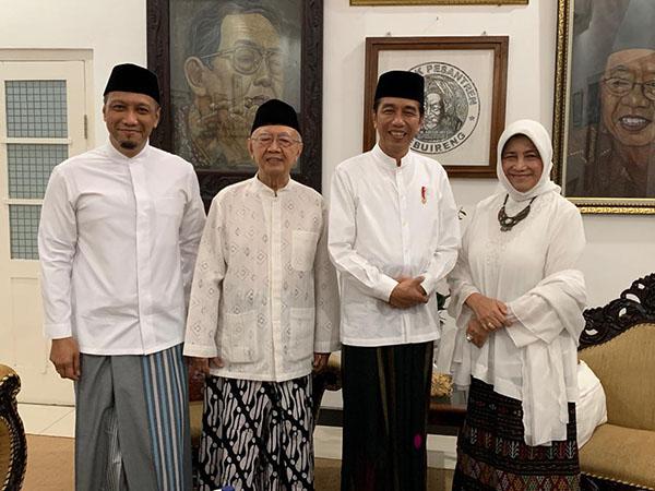 Kunjungi Ponpes Tebuireng, Jokowi Resmikan Museum Islam Indonesia KH Hasyim Asy'ari