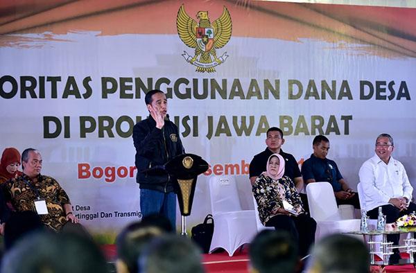Presiden: Manfaat Dana Desa untuk Jangka Panjang