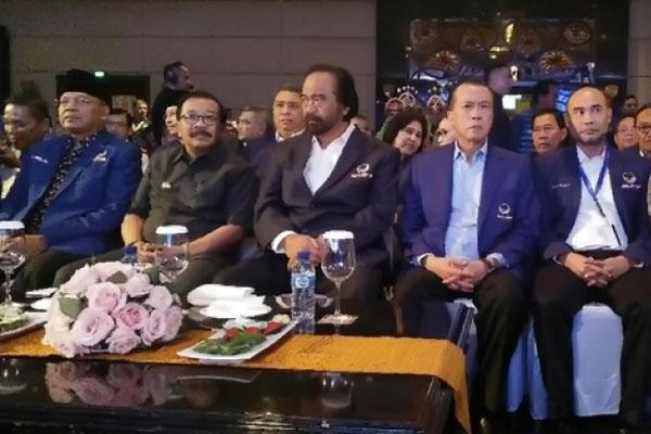 Surya Paloh Kembali Tegaskan bahwa Soekarwo Dukung Jokowi-Ma'ruf