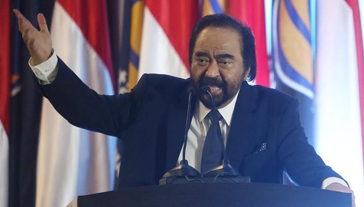 Surya Paloh: Ada Dua Target Utama NasDem di Pemilu 2019