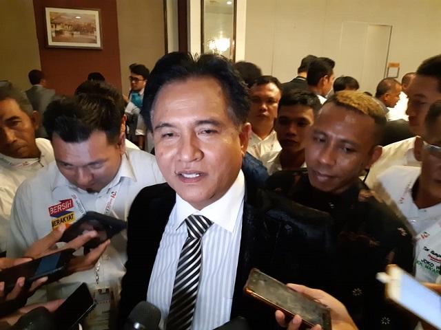 Akhir Januari, PBB Tentukan Dukungan untuk Jokowi atau Prabowo