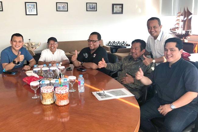 Aksa Mahmud, Jusuf Kalla, Sulawesi Selatan