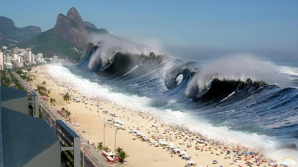Lakukan Hal Ini untuk Menyelamatkan Diri dari Bencana Tsunami