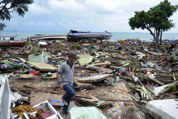 Budaya Sadar Bencana Masyarakat Indonesia Harus Ditingkatkan