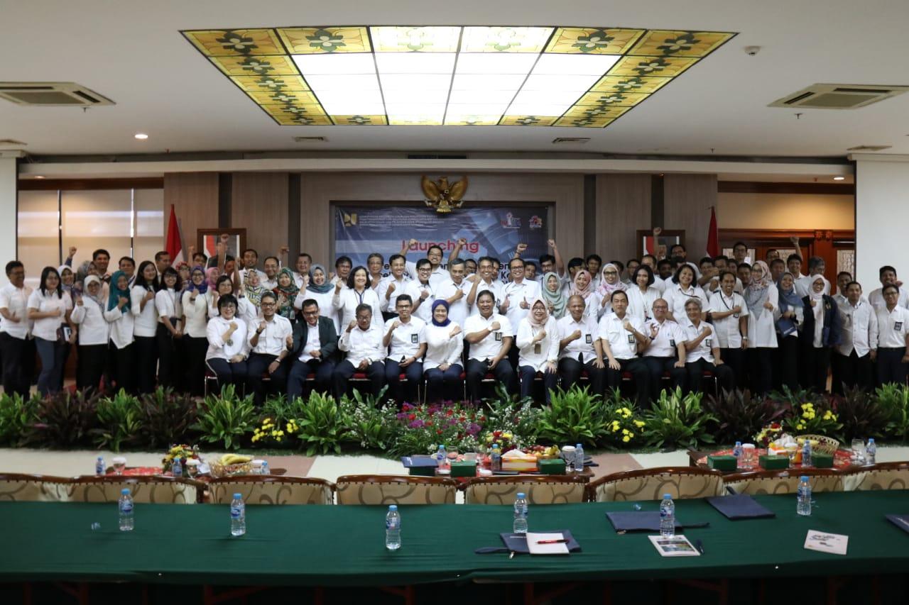 Kementerian PUPR Luncurkan Pelatihan Sistem Manajemen Keselamatan dan Kesehatan Kerja (SMK3) Konstruksi untuk ASN Berbasis e-Learning