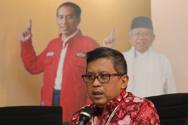 PDIP Ragukan Kekuatan Prabowo-Sandi di Jawa Tengah