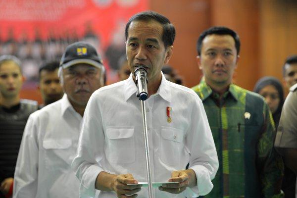 Soal Perusakan Atribut Partai, Presiden Minta Semua Pihak Menjaga Kesejukan
