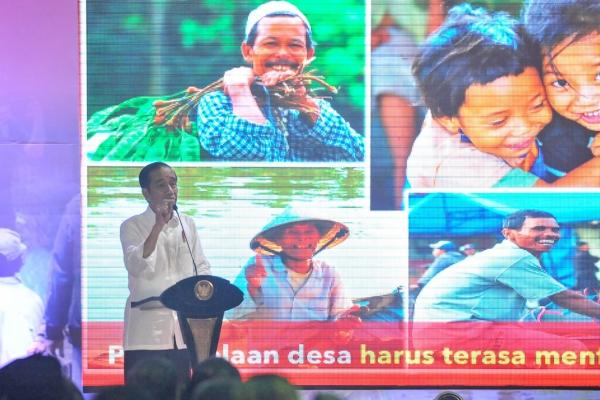 BPS: Di Pemerintahan Jokowi, Desa Tertinggal Turun 6.518