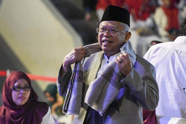Kiai Maruf: Tidak Masalah dengan Moderator dan Panelis, yang Terpenting Adil dan Objektif