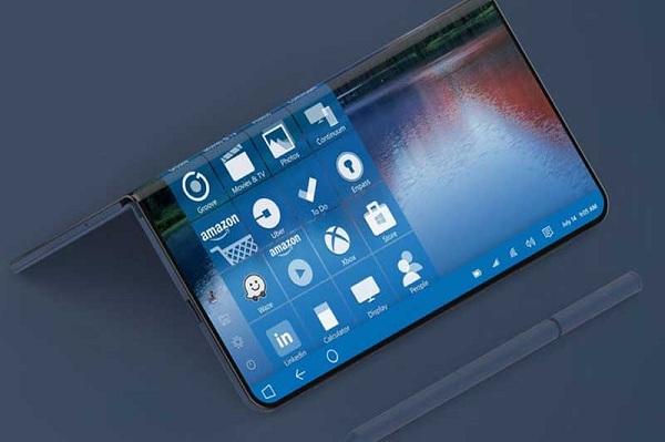 Tak Mau Kalah, Microsoft Akan Luncurkan Smartphone Lipat di Tahun 2019