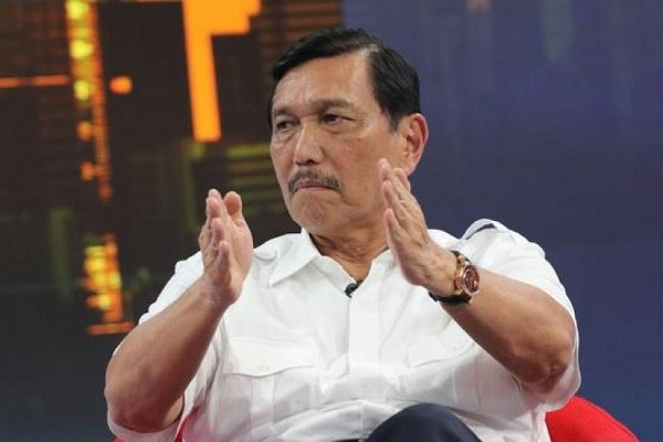 Luhut Semprot Prabowo: Jangan Sesatkan Masyarakat dengan Data Salah