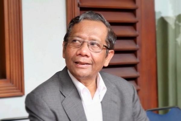 Mahfud MD Angkat Bicara Soal Kasus Habib Bahar
