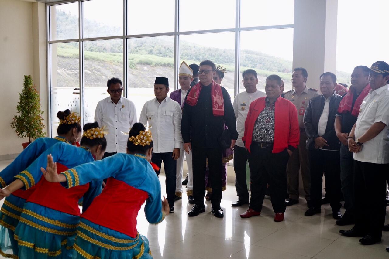 Mendagri Hadiri Acara Peringatan Hari Nusantara di Banggai