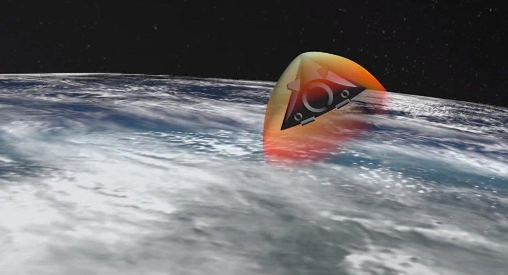 Presiden Rusia Saksikan Peluncuran Misil Hipersonik Avangard