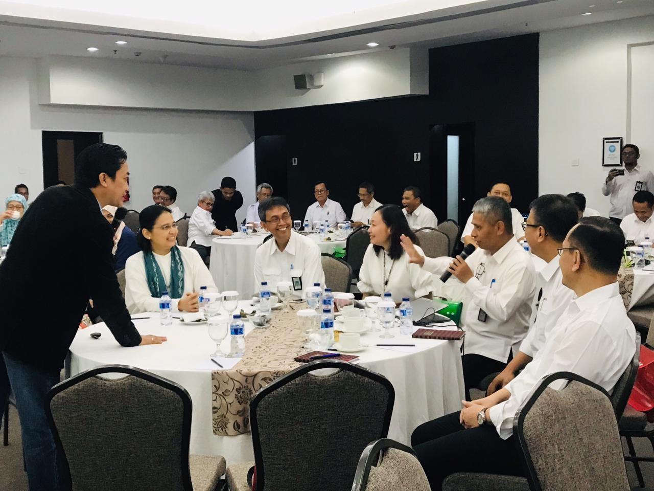 BPSDM Kementerian PUPR Selenggarakan Pelatihan Risk Management dan Leadership