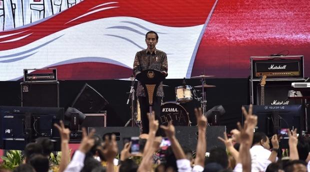 keberanian presiden jokowi