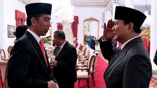 PoliticaWave: Jokowi Ungguli Prabowo di Media Sosial