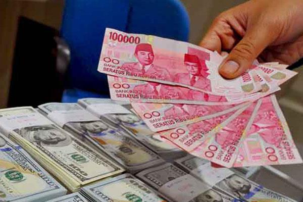 Rupiah Terus Perkasa, Ditutup di Level Rp14.244 per Dolar AS