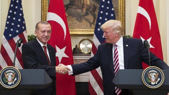 undangan erdogan ke trump (:Ist)