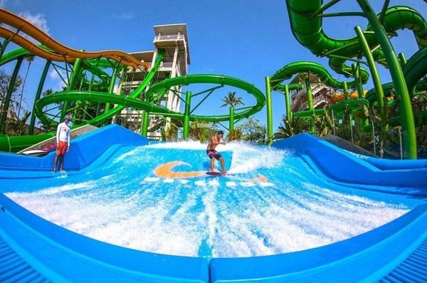 Waterbom Bali Dapatkan Predikat Waterpark Terbaik Kedua di Dunia