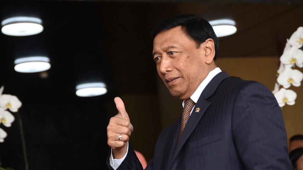 Wiranto: Indeks Demokrasi dengan Kepercayaan Tinggi, Jadikan Indonesia Negara Paling Aman (:ist)