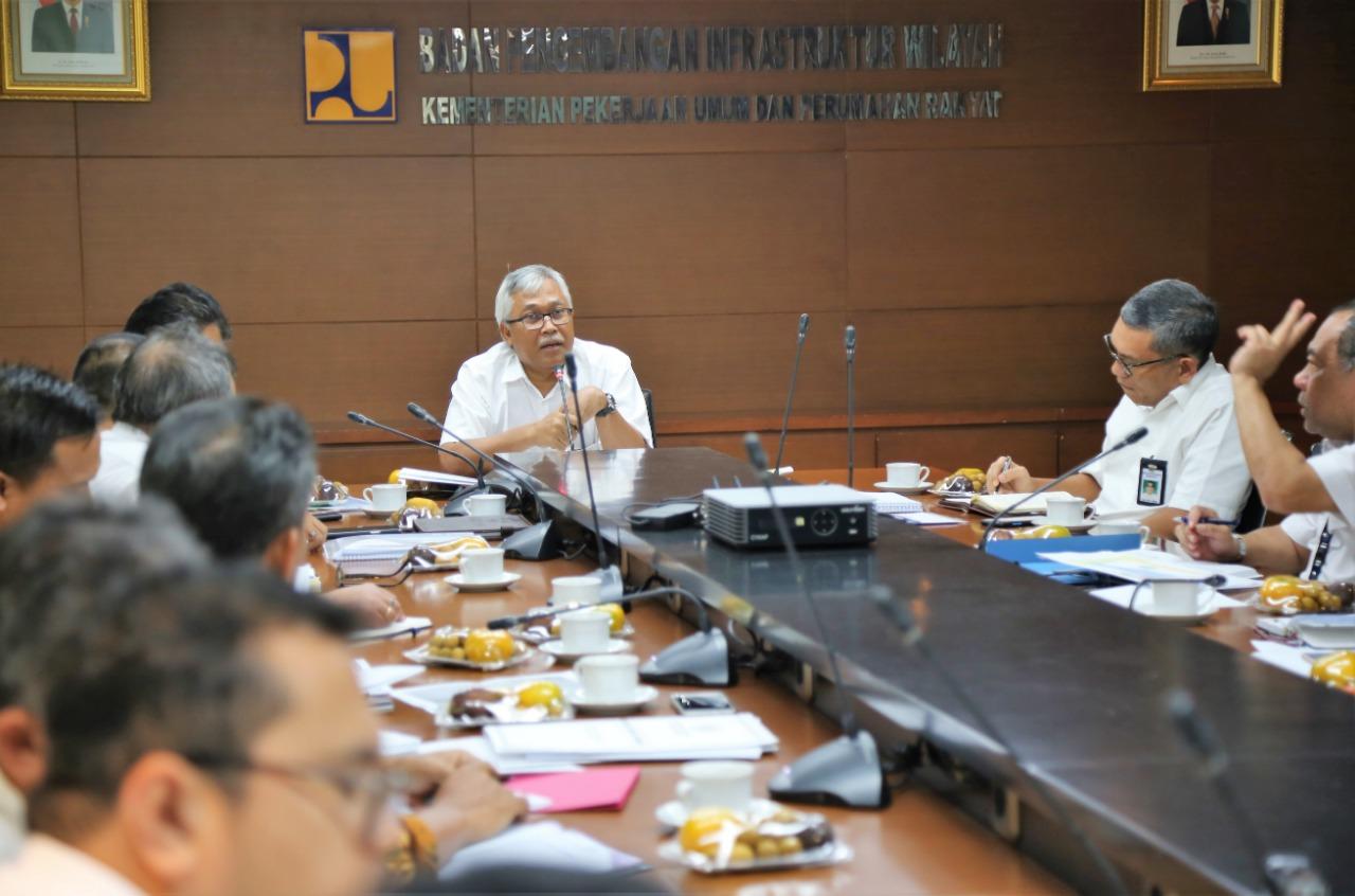 Kementerian PUPR Tingkatkan Sinergitas Aksi Antar Lembaga Sebagai Upaya Pemulihan Pasca Bencana Sulteng