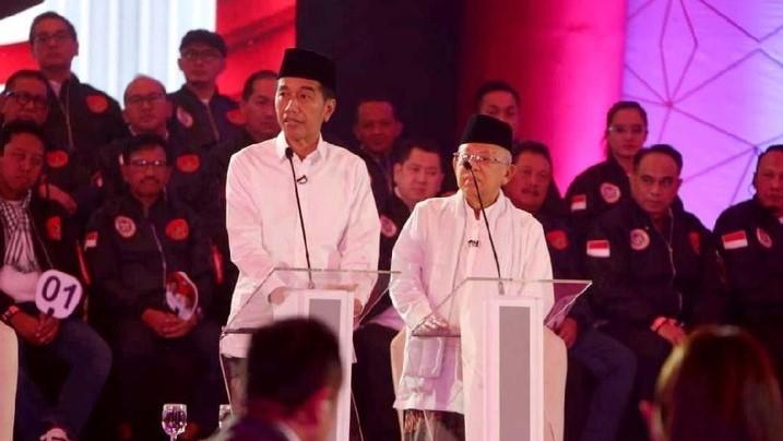 Jokowi Merasa Enjoy Bekerja, Tidak Punya Beban Masa Lalu