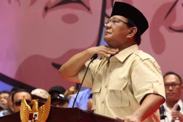 Pengamat: Tidak Ada Hal Baru, Pidato Prabowo Tak Akan Tingkatkan Elektabilitas