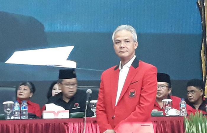 Resmikan Posko Pemenangan di Jateng, Ganjar: Kubu Prabowo Bangunkan Banteng Tidur