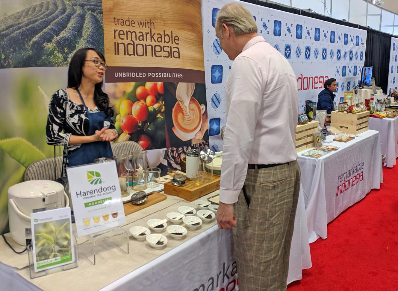 KJRI SF promosikan produk makanan Indonesia di festival makanan San Fransisco