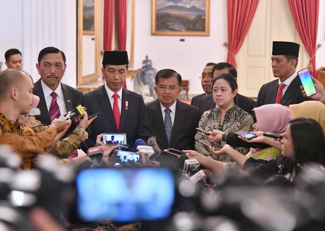 Presiden Perintahkan Kapolri Tindak Tegas Semua Pihak yang Ingin Mendelegitimasi KPU