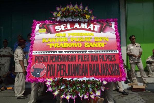 Posko BPN Prabowo