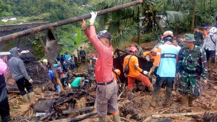 Operasional Pertamina Tidak Terdampak Longsor Sukabumi