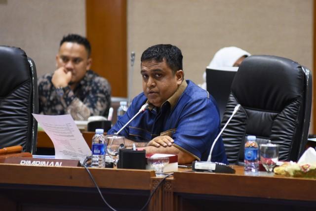 Komisi VII Pertanyakan Penyelesaian Masalah Lingkungan oleh PT. Freeport