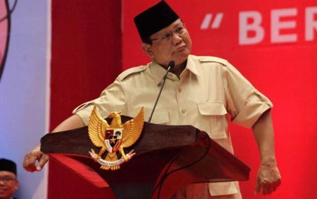 PSI: Ada 8 Narasi Hoaks Prabowo di 2018, Salah Satunya Masalah Ketimpangan
