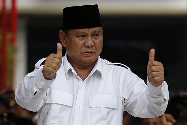 Prabowo Subianto, Koruptor, Korupsi, Uang Pensiun