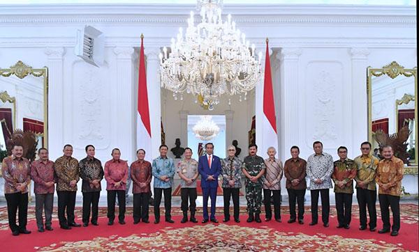 Rapim TNI dan Polri