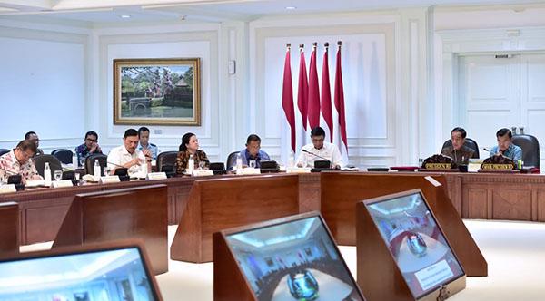 Presiden Jokowi Tegaskan Edukasi Kebencanaan Mendesak Dilakukan