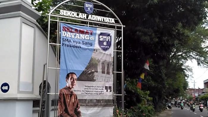 Ijazah SMA Jokowi Dituding Palsu, Kepala SMAN 6 Solo Angkat Bicara