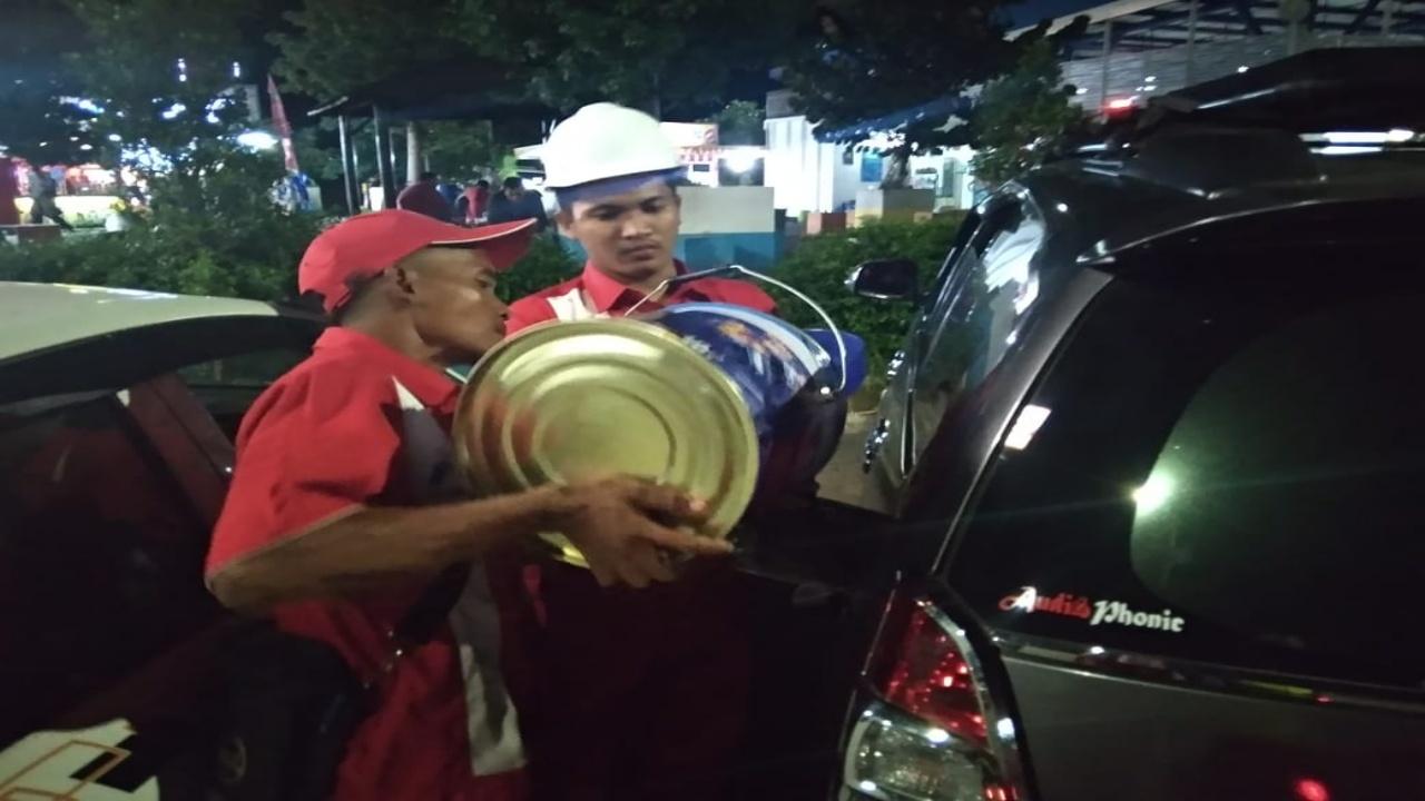 Satgas Pertamina MOR III Tetap Siaga Antisipasi Arus Balik ke Jakarta