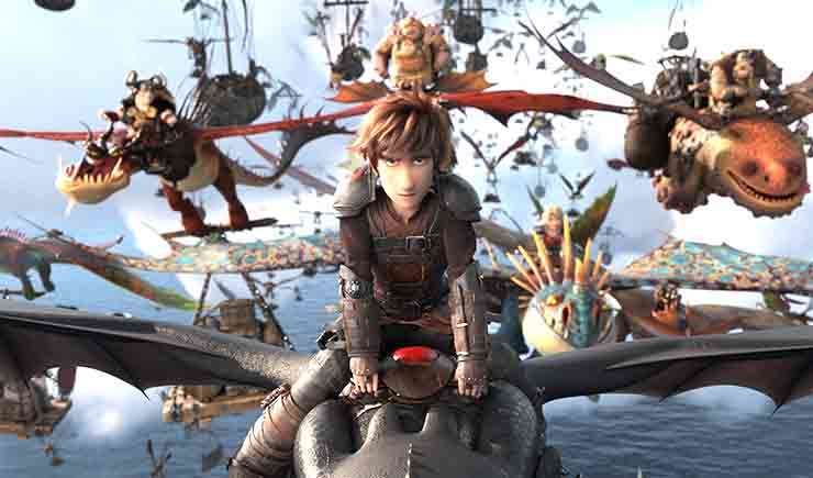 How To Train Your Dragon 3: Manis di Akhir Cerita
