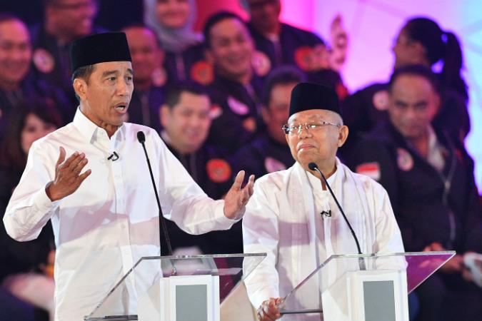 Jokowi Tak Punya Potongan Diktator dan Tak Langgar HAM