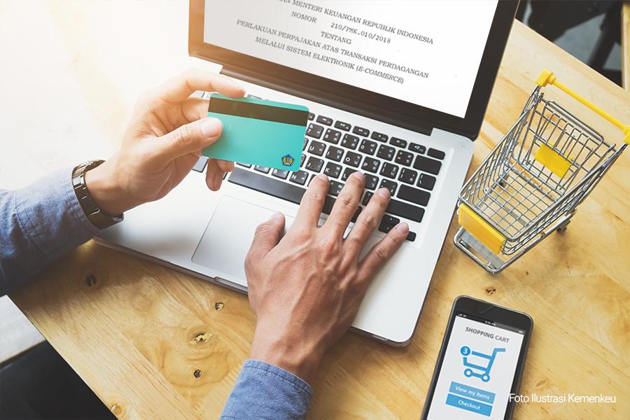 PMK E-Commerce Berlaku Mulai 1 April 2019