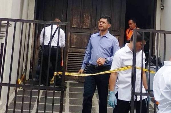 Diteror Dua Bom, Laode KPK: Satu Tidak Meledak