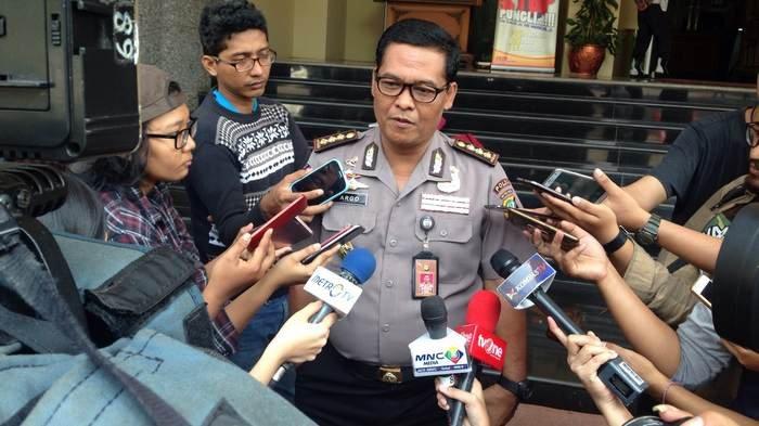 polisi lakukan upaya identifikasi pelaku teror pimpinan kpk (:ist)